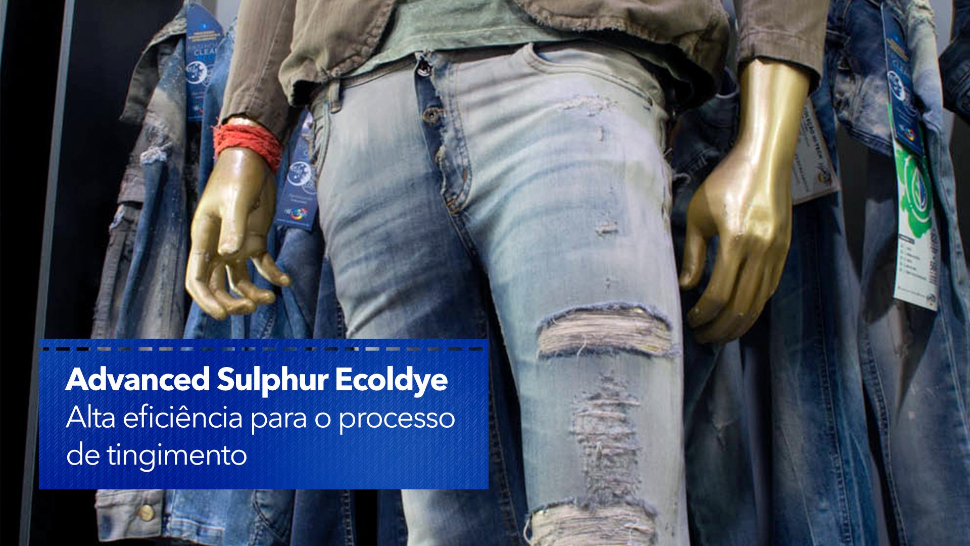 Advanced Sulphur Ecoldye